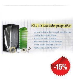 HUMIDIFICADOR POR ULTRASONIDOS (KIT COMPLETO)