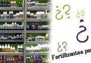 Cosas que debes saber sobre fertilizantes para marihuana