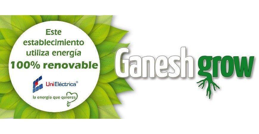 GANESH GROW COMPROMETIDO CON EL MEDIO AMBIENTE