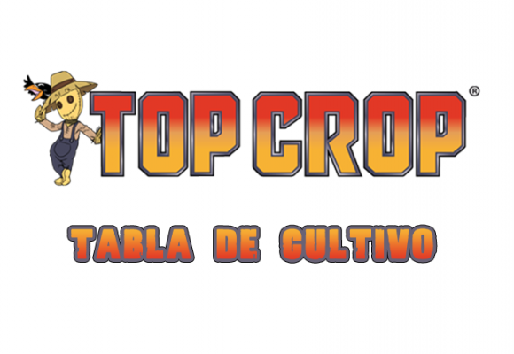 TABLA DE CULTIVO TOP CROP